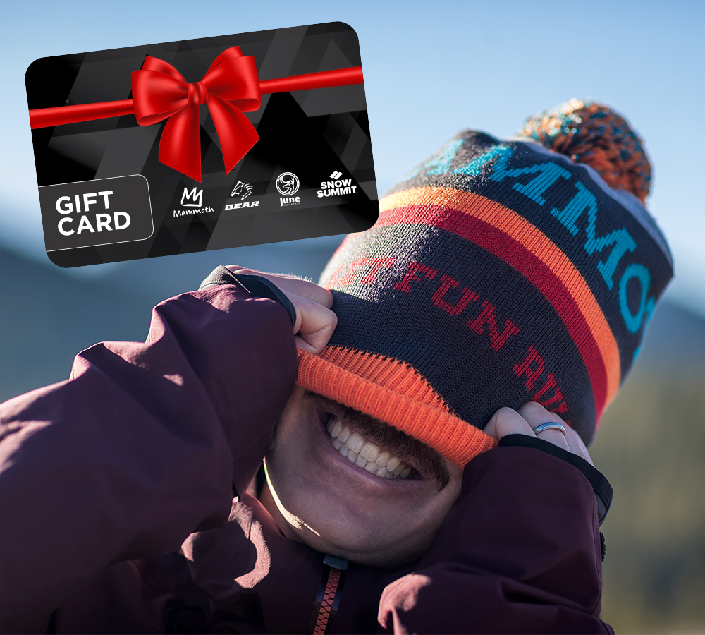 Free Beanie with $150+ Gift Card Orders