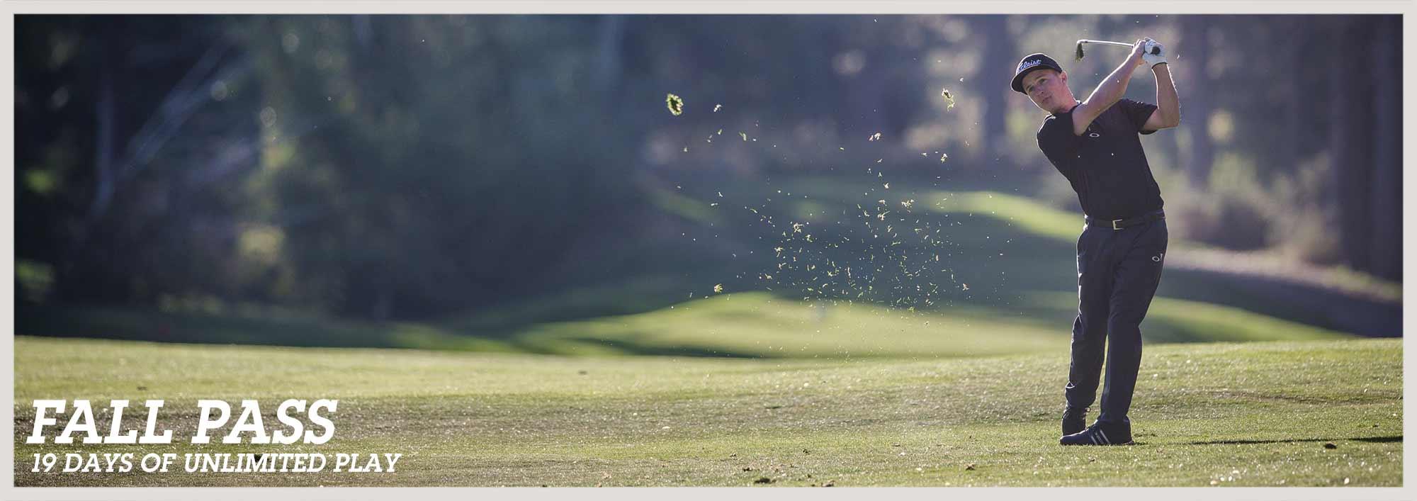HP - Summer - Golf Fall Pass